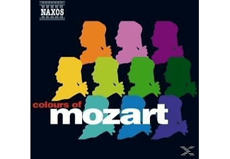 VARIOUS - Colours of Mozart - (CD)