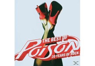 Poison - Best Of-20 Years Of Rock [CD]