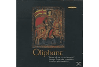 Oliphant Medieval Music Ensemble - SONGS FROM THE CRUSADES [CD]