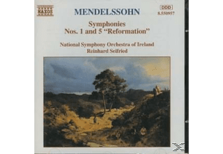 VARIOUS, Reinhard/nsoi Seifried - Sinfonien 1+5 - (CD)