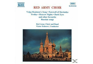 Red Army Choir, Fedorow,Victor/Red Army Choir,The - Red Army Choir - (CD)