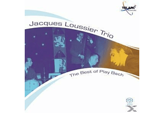 Jacques Trio Loussier - Best Of Play Bach - (CD)