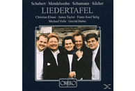 Volle - Liedertafel: Lieder D 724/331/865/+ [CD]
