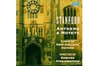 Edward/choir Of New College Oxford Higginbottom - Stanford:Anthems & Motets [CD]