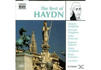 VARIOUS - Best Of Haydn - (CD)
