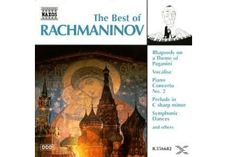 VARIOUS - Best Of Rachmaninov - (CD)