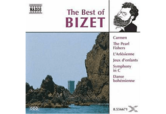 VARIOUS - Best Of Bizet - (CD)