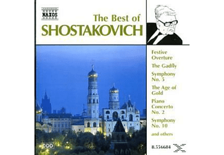 VARIOUS - Best Of Shostakovich - (CD)