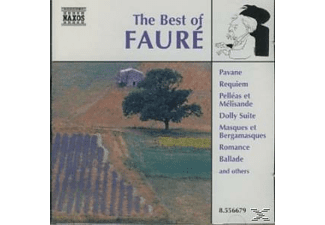 VARIOUS - Best Of Faure - (CD)