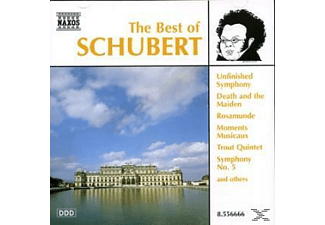 VARIOUS - Best Of Schubert - (CD)