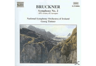 National Symphony Orchestra Of Ireland, Georg/nsoi Tintner - Sinfonie 2 - (CD)
