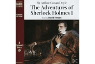 THE ADVENTURES OF SHERLOCK HOLMES - (CD)