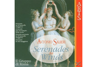 Il Gruppo Di Roma - Serenades For Winds - (CD)