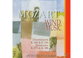 Ottetto Italiano - Music For Winds Vol.1 - (CD)
