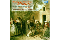 The Chilingirian Quartet - Mozart:Die Haydnquartette Vol.3 [CD]