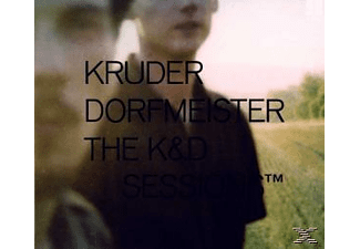 Kruder - K+D Sessions, The - (CD)