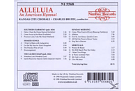 Charles/kansas City Chorale Bruffy - Alleluia An American Hymnal [CD]