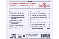 Andrew/choir Of Lichfield Cathedral Lumsden - Christmas From Lichfiled [CD]
