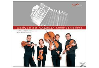 Casal Quartett - Tango Sensations - (CD)