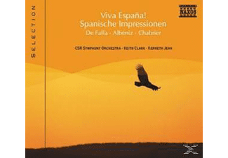 VARIOUS, Clark/Jean/CSR SO - Viva Espana - (CD)