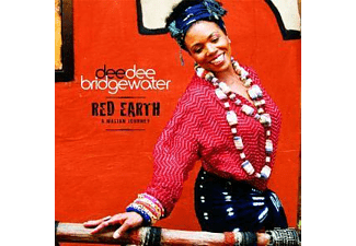 Dee Dee Bridgewater - Red Earth - (CD)