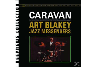 Art Blakey - Caravan (Keepnews Collection) - (CD)