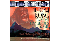 Moscow Symphony Orchestra, William/moskau So Stromberg - Son Of Kong/Most Dangerous Game [CD]