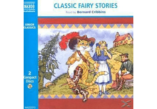 CLASSIC FAIRY STORIES - 2 CD -