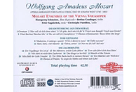 Mozart Ensemble Of Vienna Volksoper - Opera For Flute+Trio [CD]