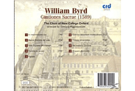 Edward/choir Of New College Oxford Higginbottom - Byrd:Cantiones Sacrae [CD]