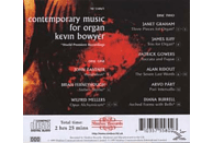 Kevin Bowyer - Contemporary Music For Organ [CD]
