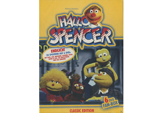 Hallo Spencer - (DVD)