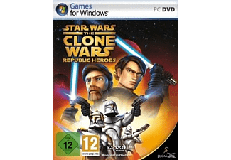 Star Wars: The Clone Wars - Republic Heroes - PC