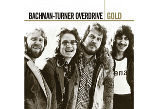 Bachman-Turner Overdrive - Gold CD