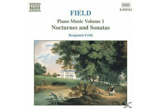 VARIOUS, Benjamin Frith - Klaviermusik Vol.1 - (CD)