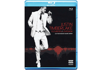 Justin Timberlake - Futuresex/Loveshow-Live From Madison Square Gard - (Blu-ray)