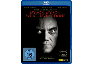 My Son, My Son, What Have Ye Done - (Blu-ray)
