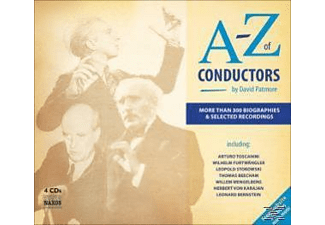 David Patmore - A-Z Conductors - (CD + Buch)