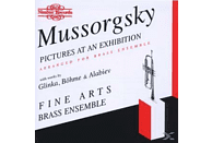 Fine Arts Brass Ensemble - Pictures For Brass [CD]