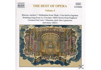VARIOUS - Best Of Opera Vol.4 - (CD)