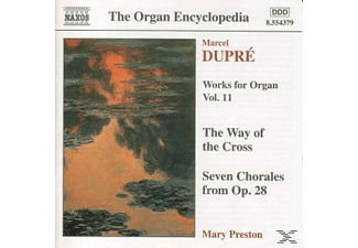 Mary Preston - Orgelwerke Vol.11 - (CD)