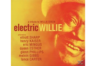 Elliott Sharp - Electric Willie - (CD)