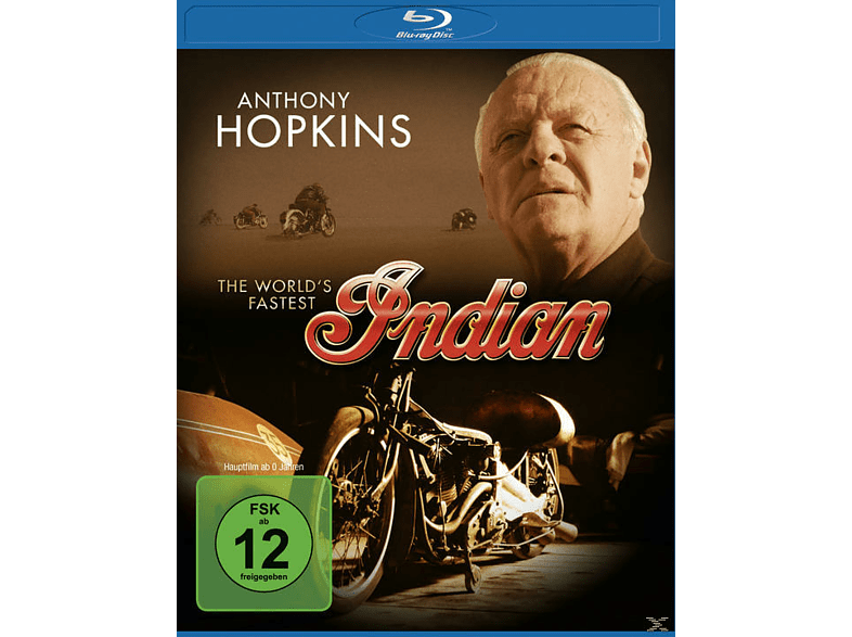 The World's Fasted Indian [Blu-ray]