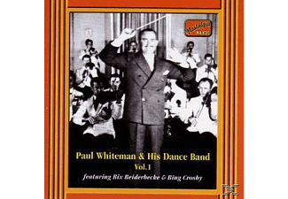 Paul Whiteman - Paul Whiteman & His Dance Band - (CD)