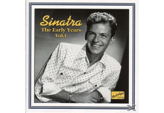 Frank Sinatra - The Early Years Vol.1 [CD]