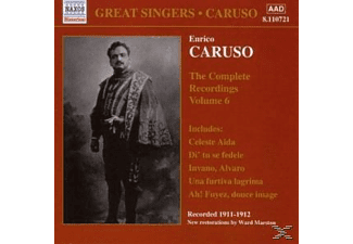 Enrico Caruso - Complete Recordings Vol.6 - (CD)