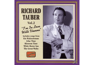 Richard Tauber - I'm In Love With Vienna - (CD)