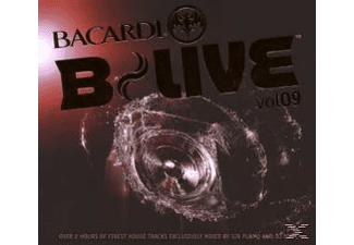 VARIOUS - Bacardi B-Live Vol. 9 - (CD)