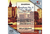 San Francisco Symphony Orchestra - Sinfonie 9/Carnival Overture [SACD]