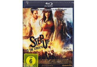 Step Up to the Streets - (Blu-ray)